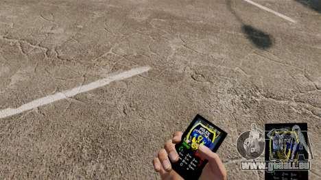 SO2-Thema für Ihr Handy für GTA 4