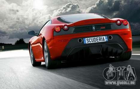 Sound eines Ferrari-Motors für GTA 4 weiter Screenshot