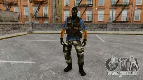 Östliche Europäische Terroristen Phoenix für GTA 4