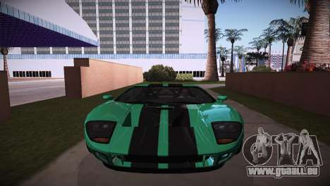 Ford GT TT Ultimate Edition pour GTA San Andreas