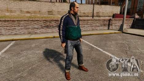 Trevor Phillips pour GTA 4 secondes d'écran