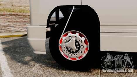 Mercedes-Benz 608 für GTA 4 Rückansicht