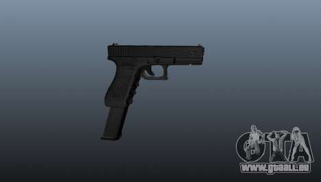 Glock 18-Maschinenpistole für GTA 4 dritte Screenshot