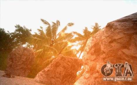 FF SG ULTRA pour GTA San Andreas deuxième écran