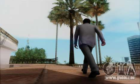 Trevor, Michael, Franklin für GTA San Andreas her Screenshot