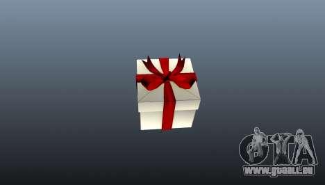 Granate Geschenk für GTA 4