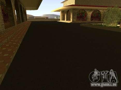 Bahn Bahnhof Las Venturas v1. 0 für GTA San Andreas her Screenshot