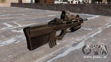 FN F2000 Sturmgewehr für GTA 4 Sekunden Bildschirm