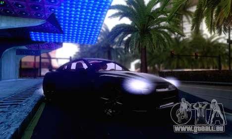 ENBSeries SA_PGAD par ArturIce v1.0 pour GTA San Andreas troisième écran