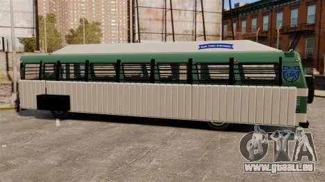 Gepanzerter bus für GTA 4 rechte Ansicht