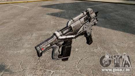 Locust M12 automatique pour GTA 4 secondes d'écran