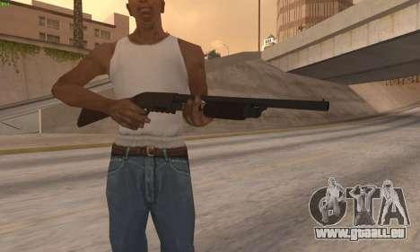M37 Ithaca für GTA San Andreas