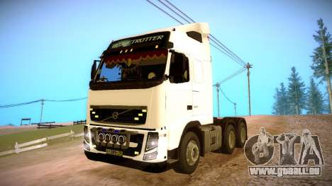 Volvo FH16 pour GTA San Andreas