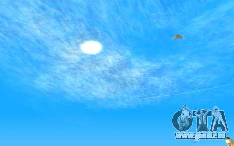 Timecyc v2.0 für GTA San Andreas dritten Screenshot