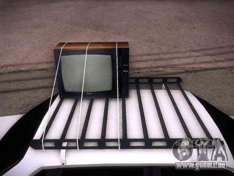 Audi 80 B2 v2.0 pour GTA San Andreas sur la vue arrière gauche