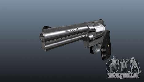 357 Magnum-revolver für GTA 4