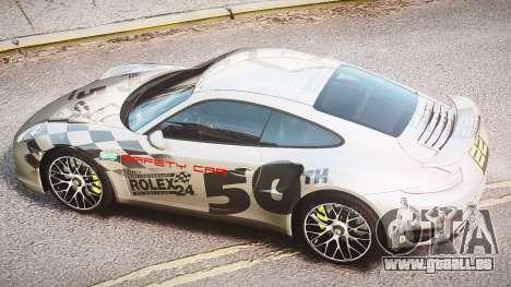 Porsche 911 Turbo 2014 pour GTA 4 est un côté