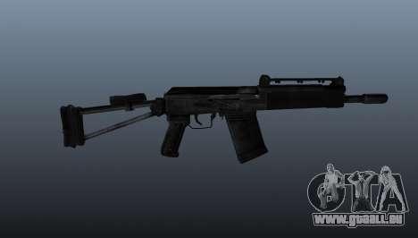Saiga-12 Schrotflinte für GTA 4 dritte Screenshot