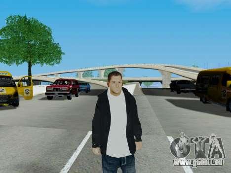 Chester Bennington für GTA San Andreas