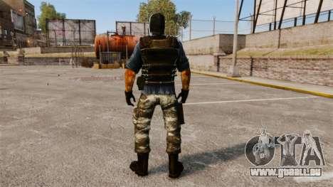 Östliche Europäische Terroristen Phoenix für GTA 4 dritte Screenshot