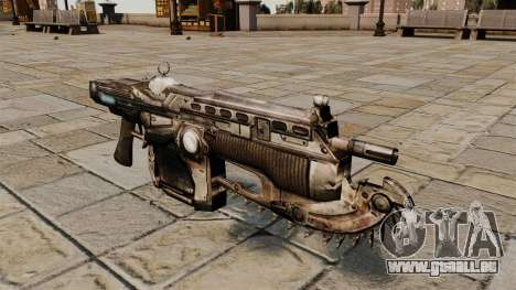 Le fusil de Lancer pour GTA 4