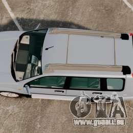 Nissan X-Trail pour GTA 4 est un droit