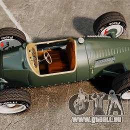 Auto Union Type C 1936 pour GTA 4 est un droit