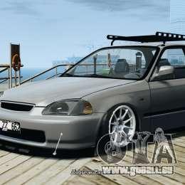 Honda Civic 1.6i ES für GTA 4
