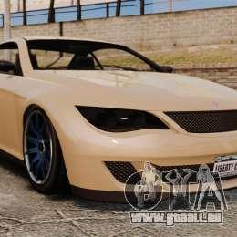 GTA V Zion XS für GTA 4
