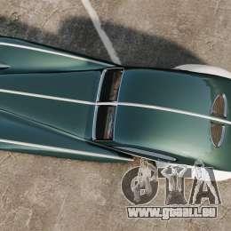 GTA V Z-Type für GTA 4 rechte Ansicht