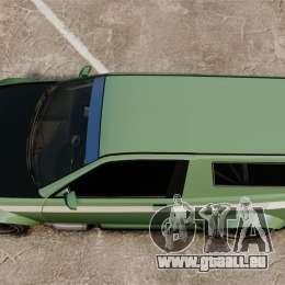 Sultan RS CT für GTA 4 rechte Ansicht