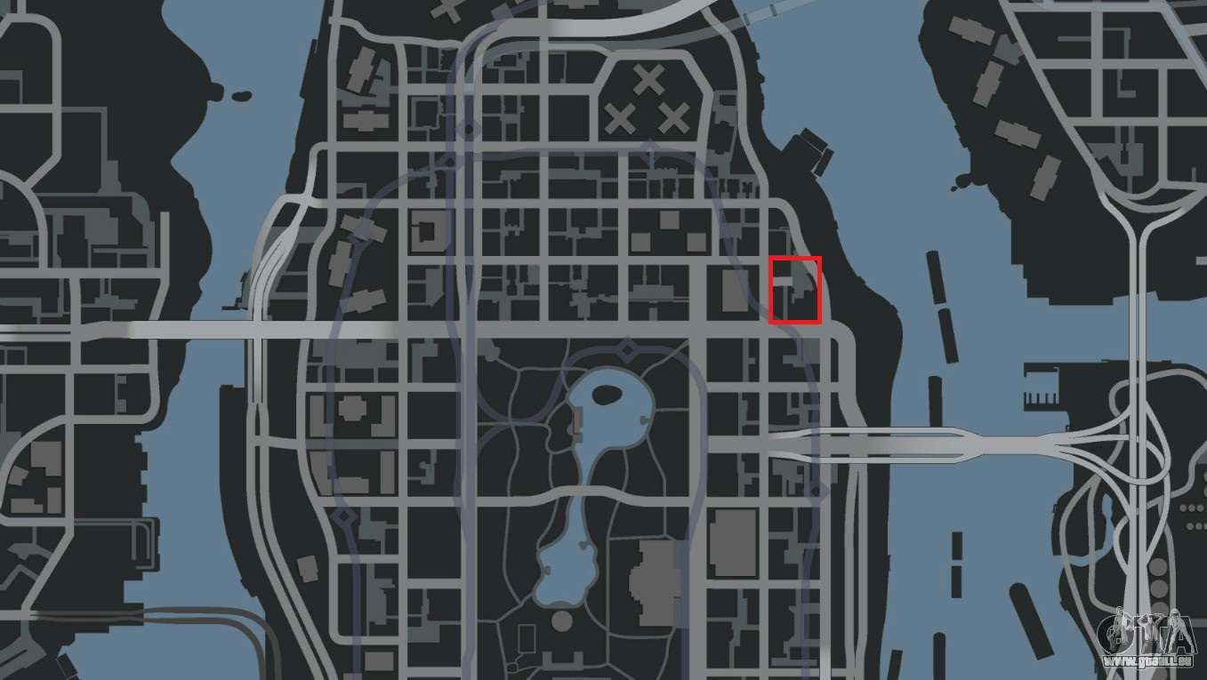 Gta 5 Karte Polizeistation.Polizeistation Waschbar Fur Gta 4