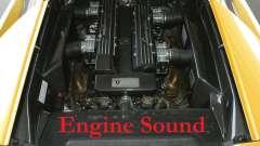 Motor sound Lamborghini Murcielago