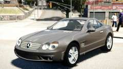 Mercedes-Benz SL65 2007