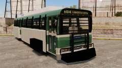 Autobus blindés