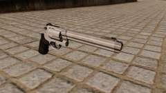 500 S & W Magnum-Revolver.