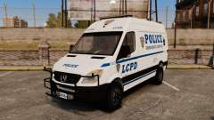Mercedes-Benz Sprinter 3500 Emergency Response pour GTA 4