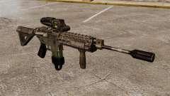 M4 Carbine hybride portée
