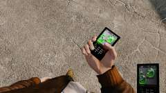 Theme für Sony Ericsson-Handy