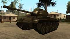M24-Chaffee pour GTA San Andreas