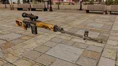 Fusil de précision Dragunov