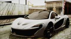 McLaren P1 2014 v2 für GTA San Andreas
