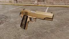 Colt M1911 pistolet v2
