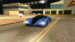 Le guépard de GTA 5