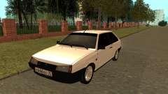 VAZ 2108 berline 3 portes pour GTA San Andreas