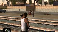 C-HUD by Menson pour GTA San Andreas