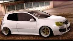Volkswagen Golf MK5 Lowstance für GTA San Andreas