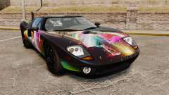 Ford GT1000 2006 Hennessey HD Vinyl [EPM]