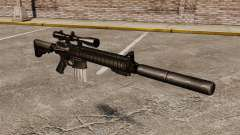 Die SR-25 Sniper rifle