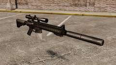 Le fusil de sniper SR-25